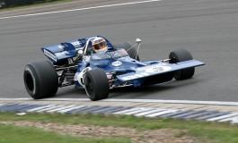 Anno del debutto in gara dei pneumatici slick