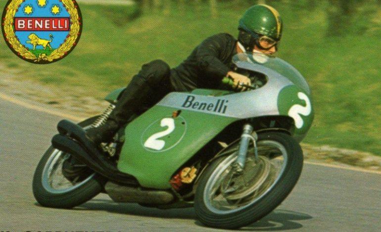 GP di Jugoslavia 1969 classe 250; la Benelli conquista il titolo mondiale e l'ultima vittoria di una 250 a 4 tempi