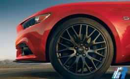 La nuova Mustang svela la sua potenza di 435Cv!