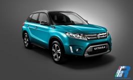 Anteprima mondiale Suzuki Vitara