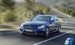 Nuova Mercedes-Benz Classe C Station Wagon