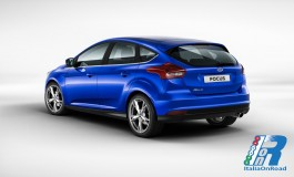 Debutta sulla nuova Ford Focus l'Enhanced Transitional Stability