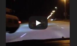 McLaren P1, scappa dalla polizia (video)