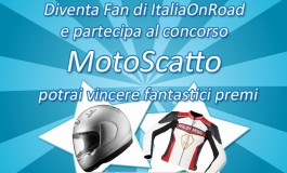 Concorso MotoScatto, in premio Casco Arai o Giacca Arlen Ness