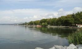 Monte Peglia e lago di Bolsena