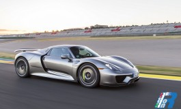 Tre modelli ibridi plug-in per Porsche