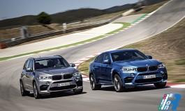 Nuova BMW X5 M e X6 M, fascino e potenza