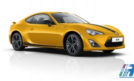Toyota presenta la GT86 Limited Edition