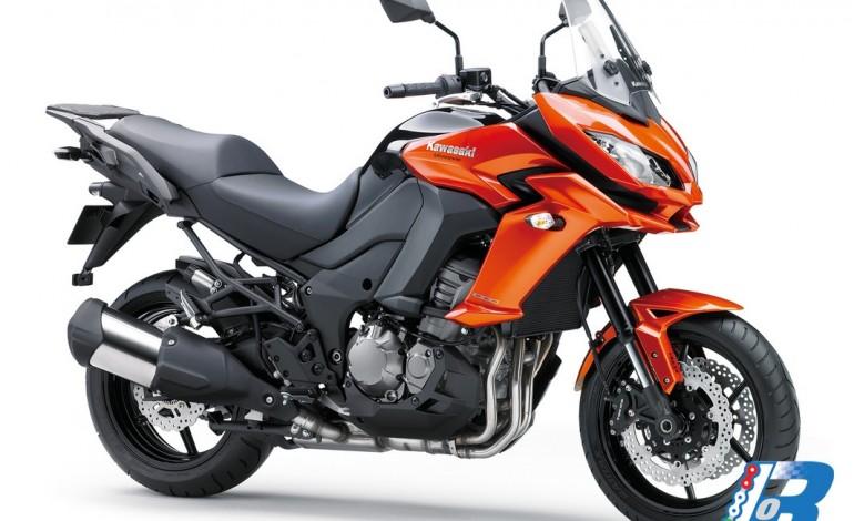 Kawasaki Versys 1000 – new look!