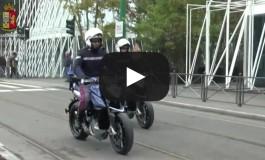 MV Agusta Rivale 800 per i motociclisti della Polizia di Stato (video)