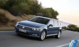 Volkswagen Passat è il nuovo 4 cilindri TDI 240 CV