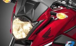Honda CB125F - 2015