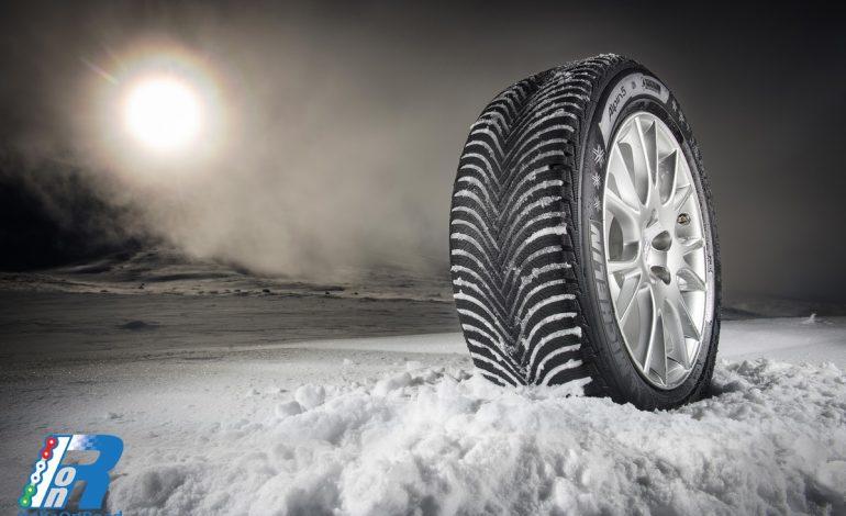 Alpin 5 Michelin: eccellente sull'asciutto, sul bagnato e sulla neve