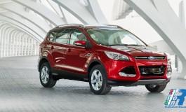 La nuova Ford Kuga, più colori, più tecnologia e più efficienza con euro 6