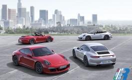 Porsche presenta tre novità al Los Angeles Auto Show