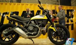 Iniziata a Bologna la produzione dello Scrambler Ducati