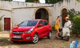 Nuova Opel KARL – Piccola, accattivante, semplicemente eccezionale!