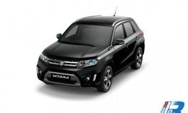 VITARA Web Black Edition: lo stato dell'arte del SUV compatto