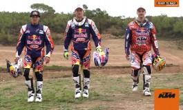 KTM Redbull Factory Team: tutto pronto per la 36a Dakar!