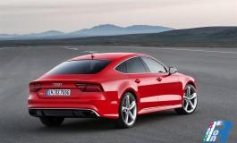 Audi A7 Sportback, 560 CV da domare...