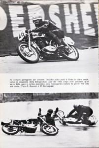 Agostini su Ducati