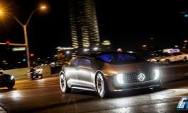 Mercedes-Benz F 015 Luxury in Motion, il futuro è arrivato!