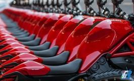Ducati: immatricolate 45.100 moto nel 2014, un nuovo record!