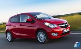 Nuova Opel KARL: Anteprima mondiale al Salone dell'Automobile di Ginevra