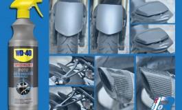 Detergente universale WD-40, Specialist per la tua moto! - La prova