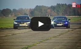 Gara di accelerazione tra BMW i8 vs BMW M4