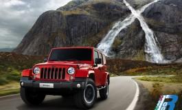 """Arriva l'esclusiva Wrangler """"X"""", la nuova icona Jeep"""