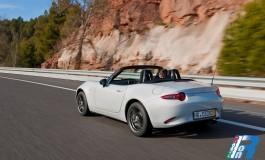 Mazda MX-5 Gioia del momento, gioia della vita