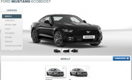 Finalmente puoi ordinare la Mustang in tutta Europa