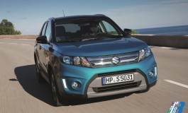 Un'offerta esclusiva su nuova Suzuki VITARA