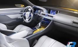 Lexus Concept LF-C2 - Premiere Mondiale