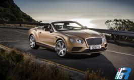 Bentley - La famiglia Continental GT si rinnova