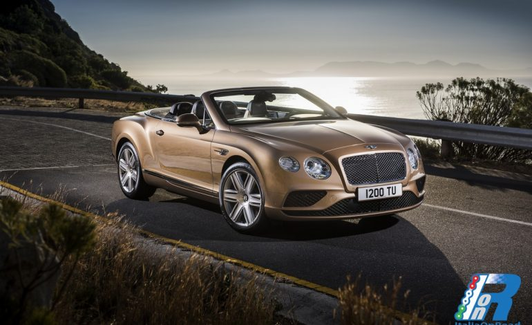 Bentley – La famiglia Continental GT si rinnova