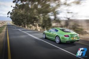 Bentley Continental GT Photo: James Lipman / jameslipman.com