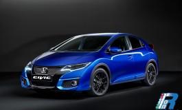 Honda annuncia il rinnovamento della gamma Civic, berlina e Tourer