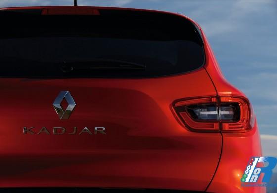 Nuova Renault Kadjar - Il crossover della Casa Francese