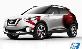 Kicks Concept : omaggio Nissan alla tradizione del Carnevale