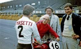 Troy Bayliss come Umberto Masetti (Campione del Mondo classe 500 nel 1950 e 1952)