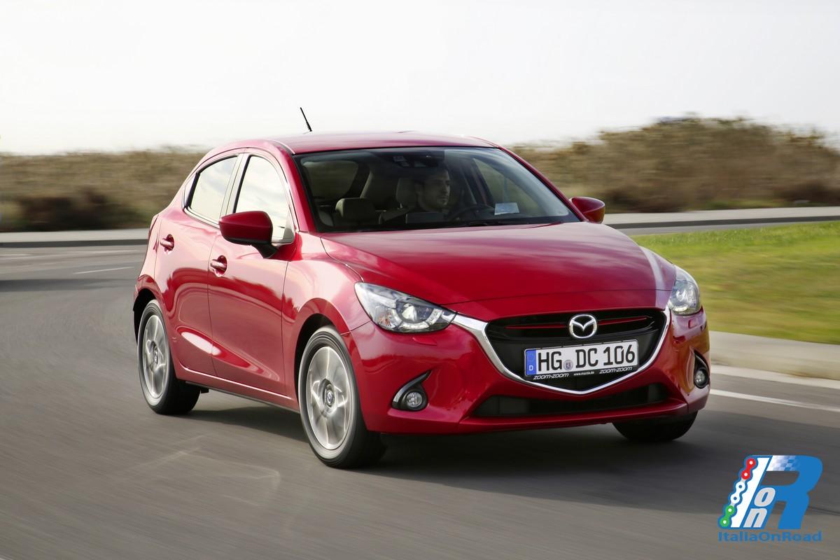 Mazda Mzd Connect >> Nuova Mazda 2 – Soul of Motion | ItaliaOnRoad – Rivista Italia Motori