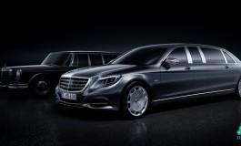 Nuova Mercedes-Maybach Pullman: lusso e tradizione high-end