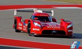 Nissan svela l'auto della 24 ore di Le Mans durante il Super Bowl