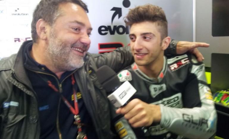 Paolo Beltramo fuori dal Paddock del Mondiale…