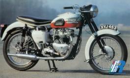 Triumph presenta Hinckley Classic Programme