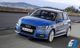 Tecnologia TFSI al servizio della gamma Audi A1