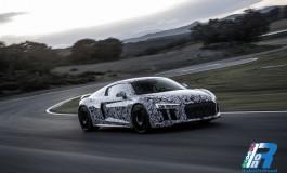 AUDI R8 con Michelin Pilot Sport Cup 2