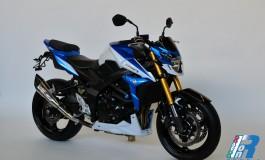 Nuova Suzuki GSR750 SP: per chi non vuole uniformarsi